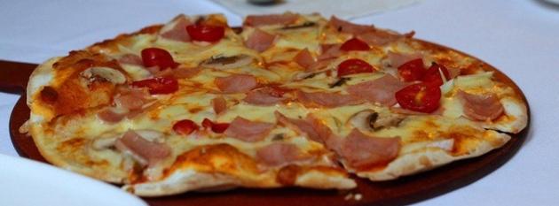 Aura pizza Shanghai