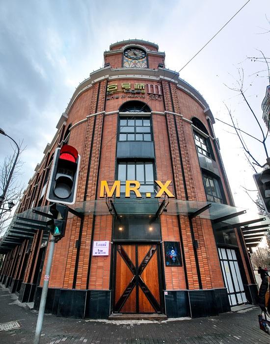 Mr X Puzzle house Shanghai