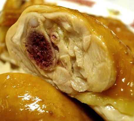 Cha's Restaurant Shanghai chicken